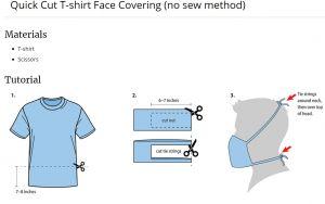 CDCマスクの作り方