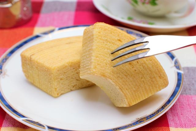 バームクーヘンはドイツのお菓子