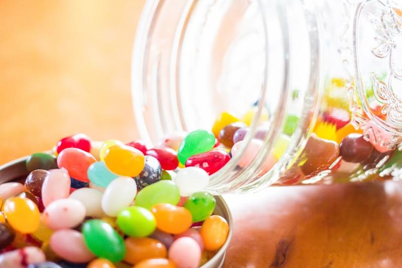 キャンディの味で意味が変わる