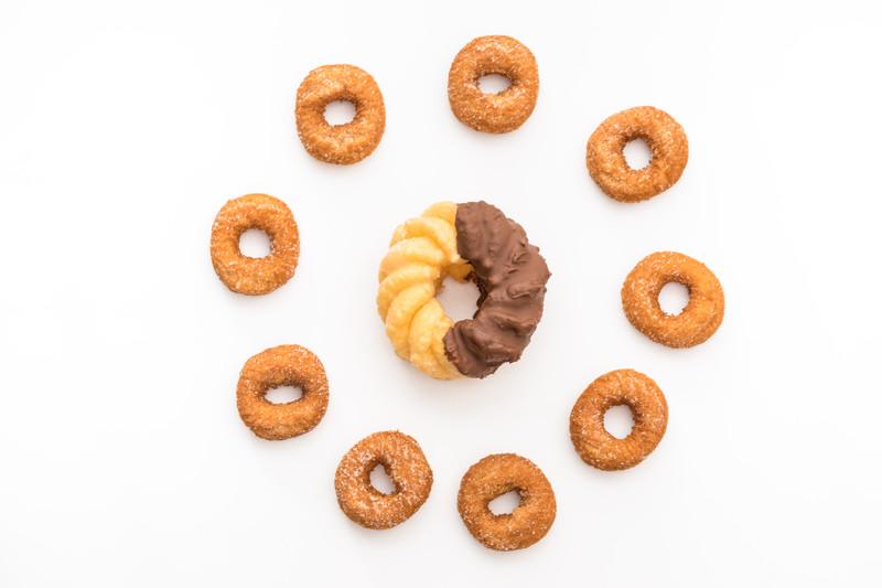ドーナツの人気ショップ