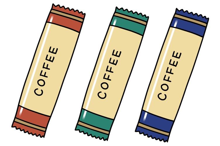 ダルゴナコーヒーの作り方(スティックコーヒー編)